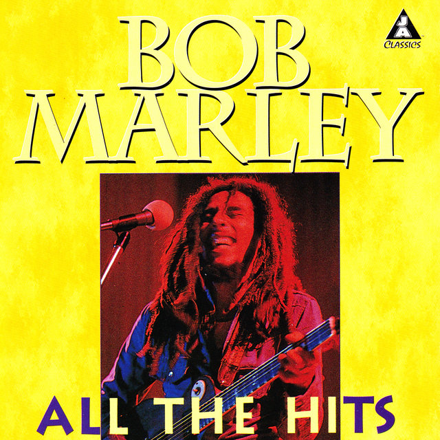 Bob Marley All the Hits