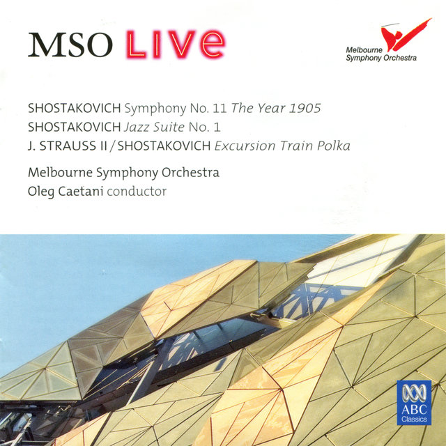 MSO Live - Shostakovich: Symphony No. 11 'The Year 1905'