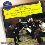 Piano Quartet No.1 in G minor, Op.25 - Brahms: Piano Quartet No.1 In G Minor, Op. 25 - 1. Allegro