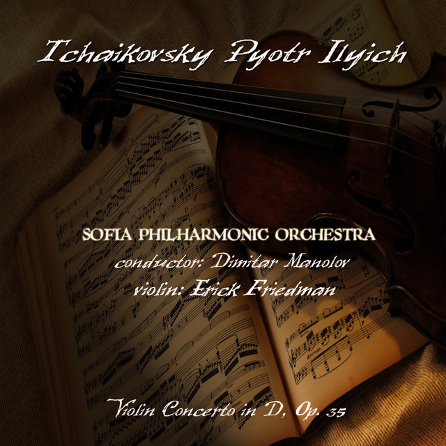 Concerto For Violin and Orchestra in D Dur, Op.35