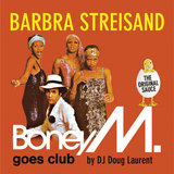Barbra Streisand - Boney M. Mega Mashup-Mix-Medley vs. La Bouche, No Mercy, Chicken Soup (128 BPM)