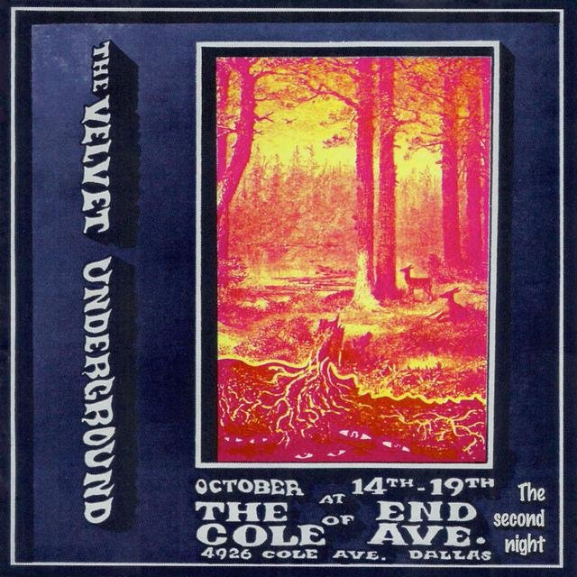 Live At The End Of Cole Ave, 1969 - The 2nd Night