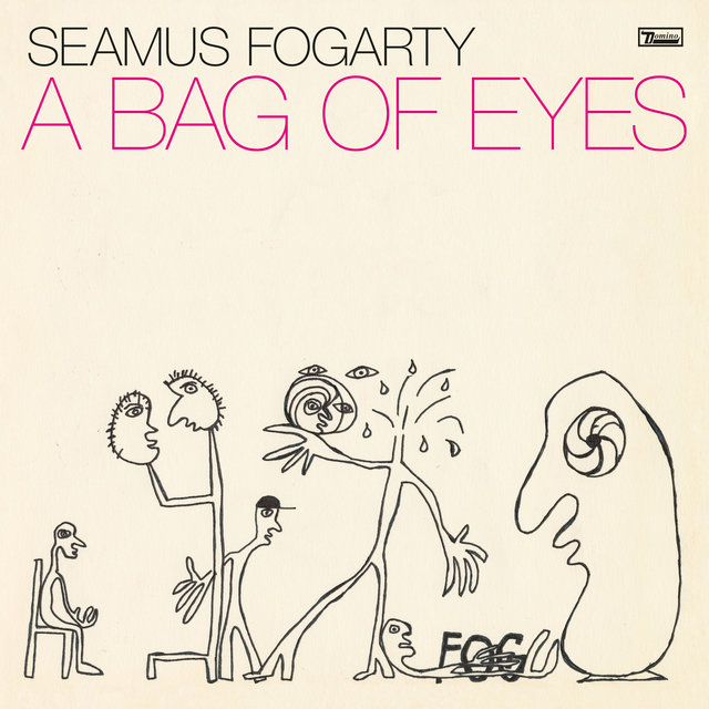 Cover art for album A Bag Of Eyes by Seamus Fogarty