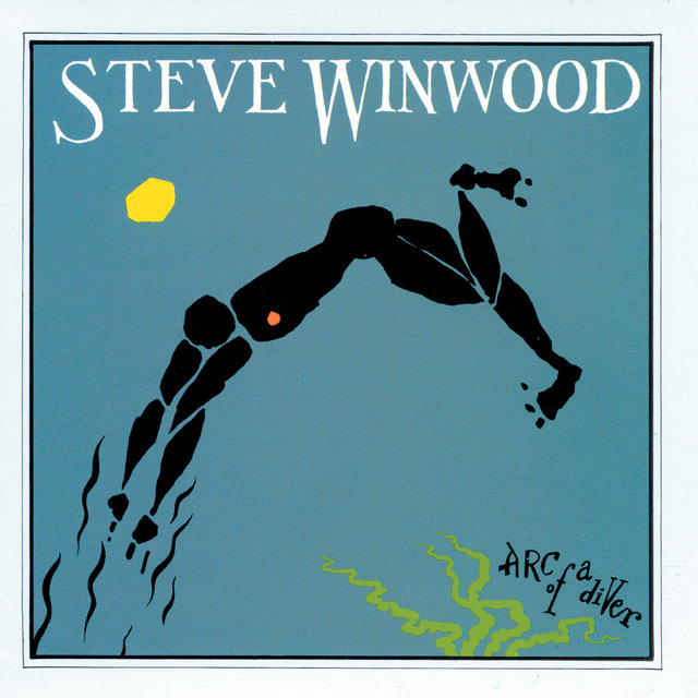 Cover art for album Arc Of A Diver by Steve Winwood