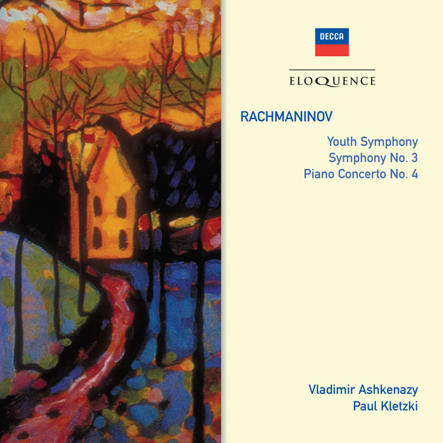 Rachmaninov: Symphony No.3; Youth Symphony; Piano Concerto No. 4