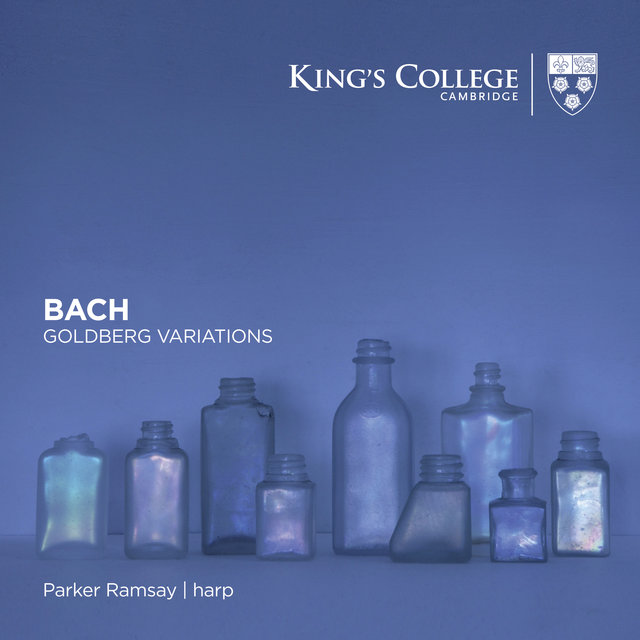 Bach: Goldberg Variations (Arranged for Harp)