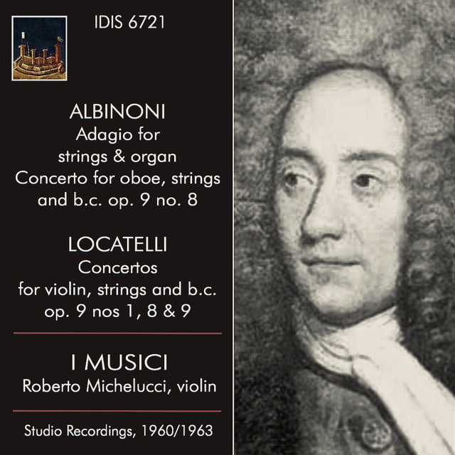 Albinoni & Locatelli: Concerti