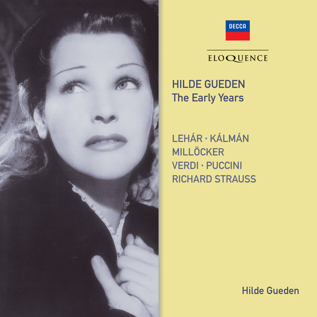 Hilde Gueden - The Early Years