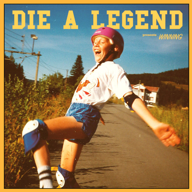 Cover art for album Winning by Die A Legend