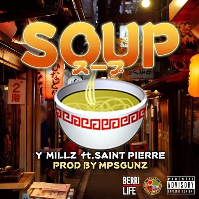 Soup (feat. Saint Pierre)