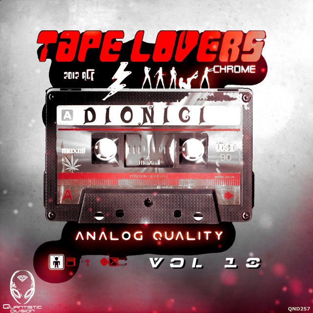 Tape Lovers, Vol. 10