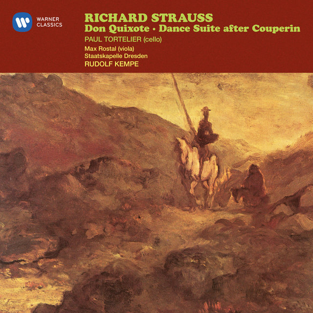 Strauss: Don Quixote, Op. 35 & Dance Suite from Keyboard Pieces by François Couperin