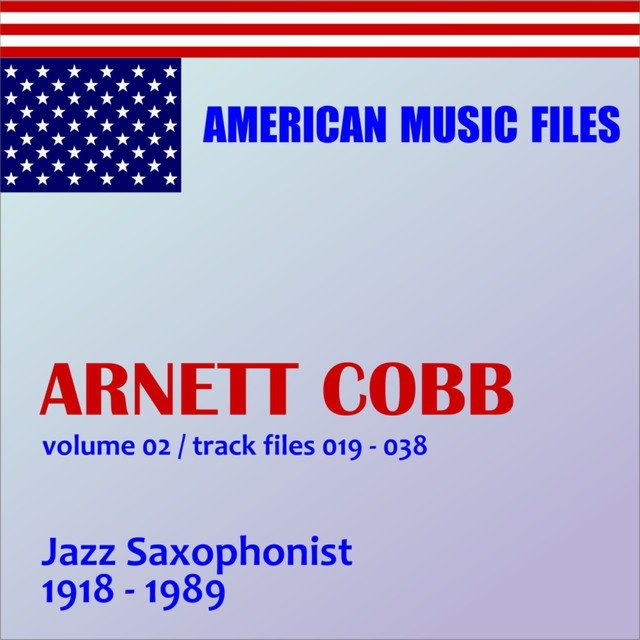 Arnett Cobb - Volume 2