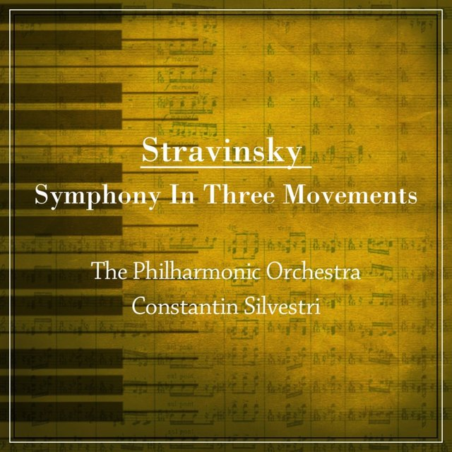 Stravinsky: Symphony in Three Movements