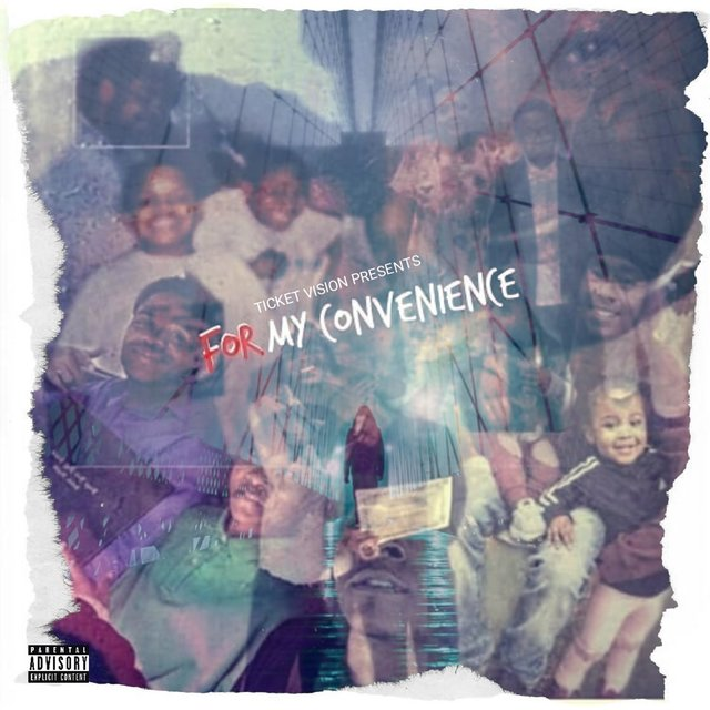 Cover art for album For My Convenience by Jimii Hitmaker