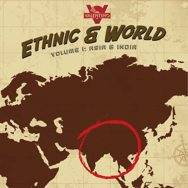 Ethnic and World, Vol. 1: Asia and India