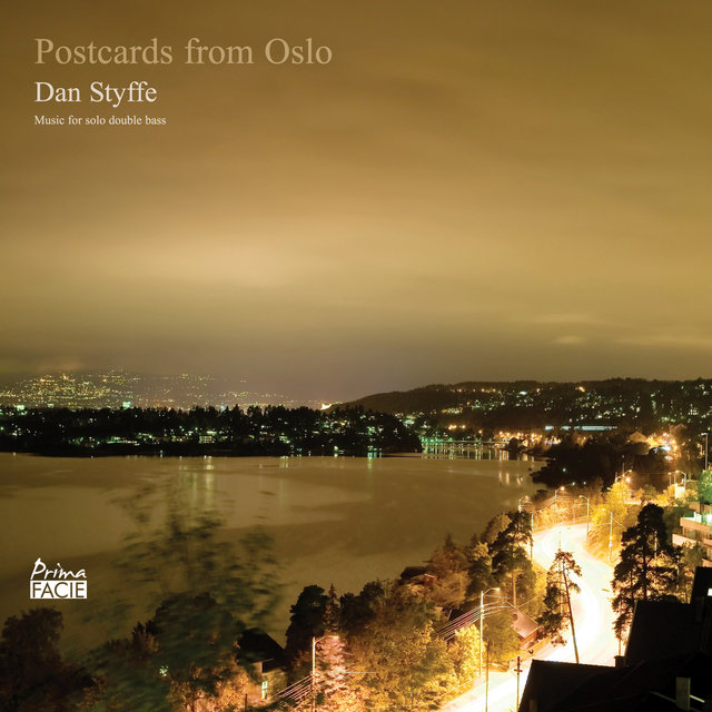 Postcards from Oslo (Music for Solo Double Bass)