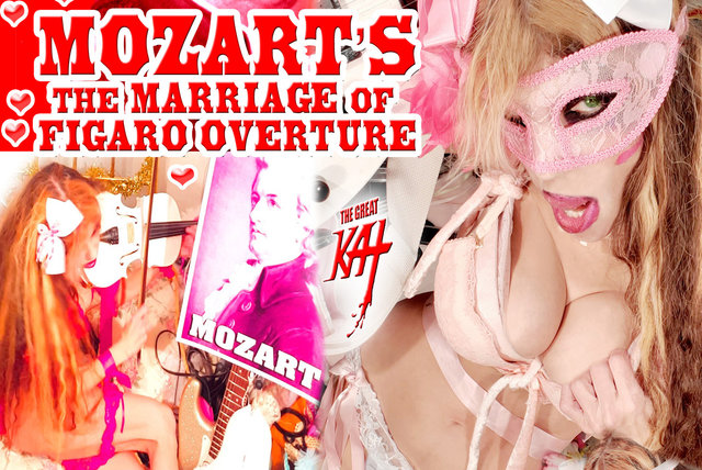 Mozart's The Marriage Of Figaro Overture