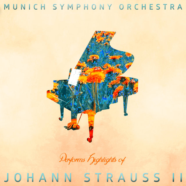 Munich Symphony Orchestra Performs Highlights of Johann Strauss II
