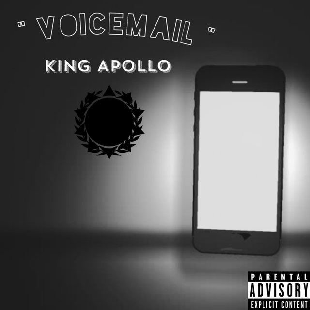 Cover art for album Voicemail by King Apollo