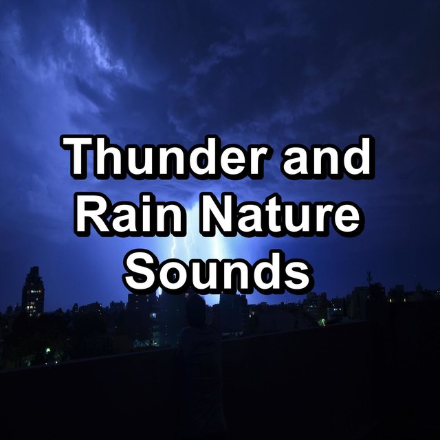 Thunder and Rain Nature Sounds