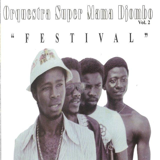 Cover art for album  by Orquestra Super Mama Djombo