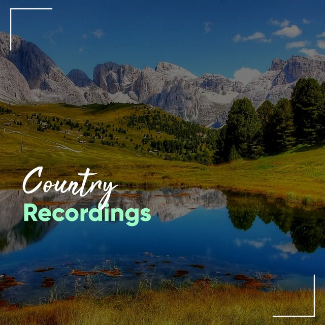 Reflective Rustic Country Recordings