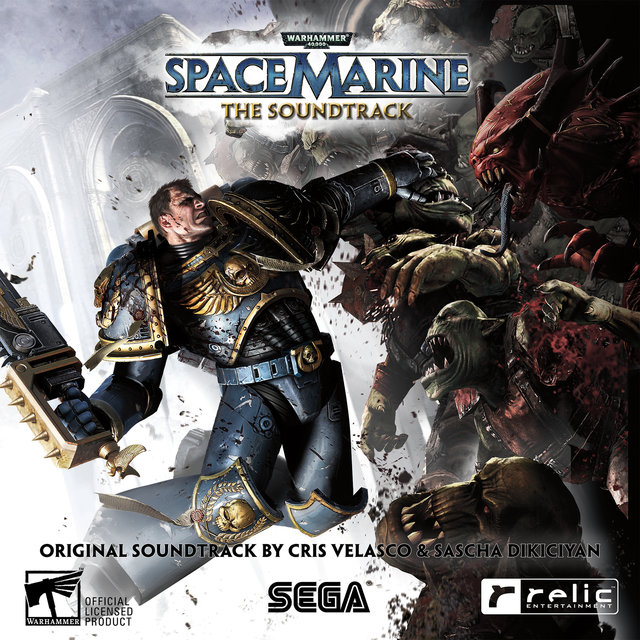 Warhammer 40,000: Space Marine (Original Soundtrack)