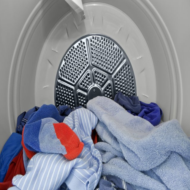 Dryer With Clothes Loop