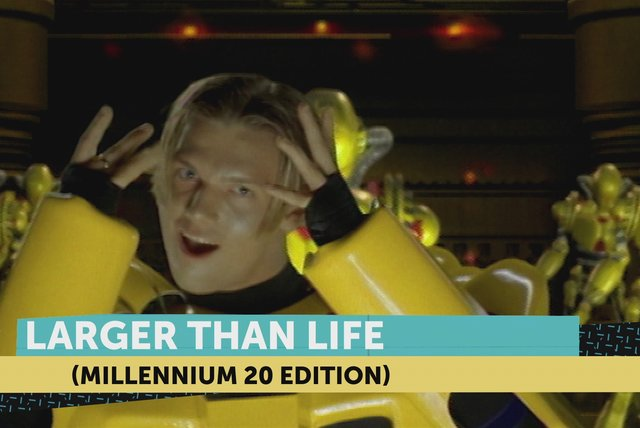 Larger Than Life (Millennium 20 Edition)
