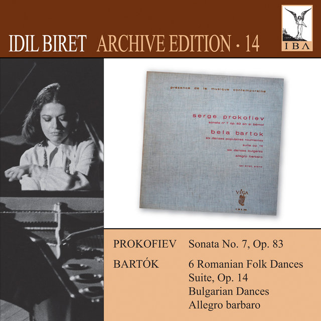 Idil Biret Archive Edition, Vol. 14