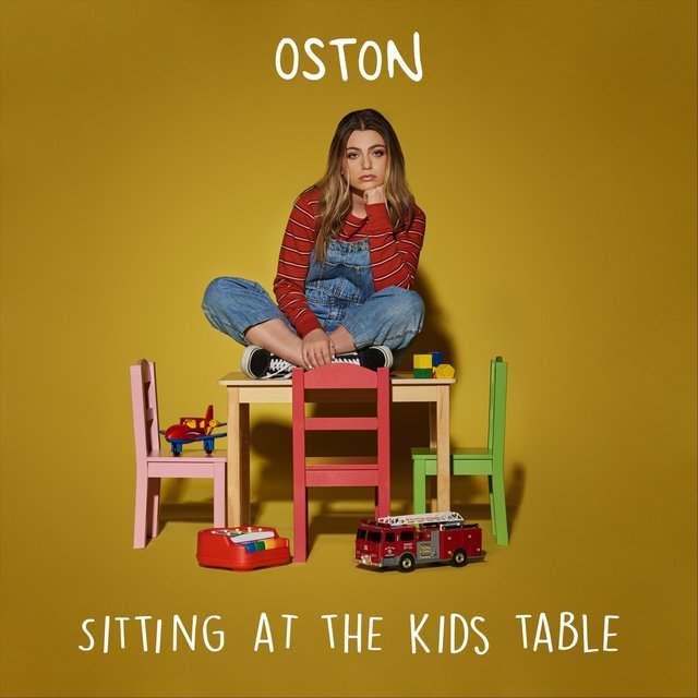 Sitting at the Kids Table