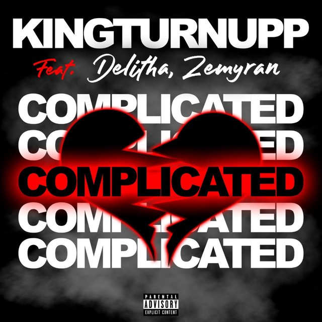 Complicated (feat. Delitha & Zemyran)