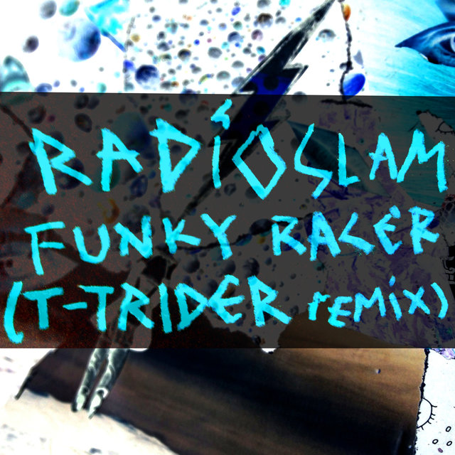 Funky Racer (T-Trider Remix)