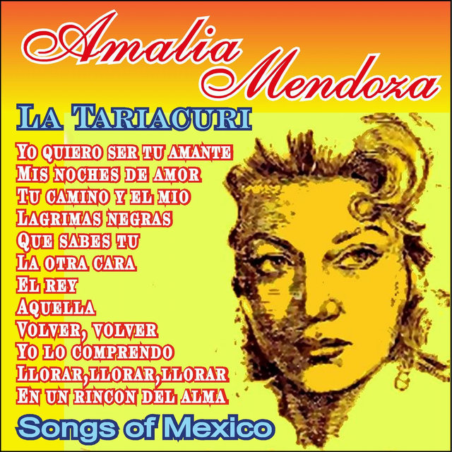 La Tariacuri - Songs of Mexico