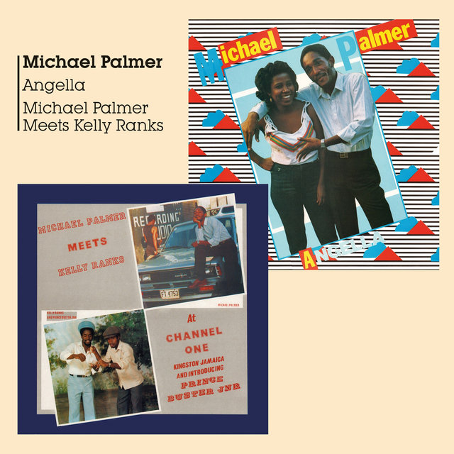 Angella & Michael Palmer Meets Kelly Ranks