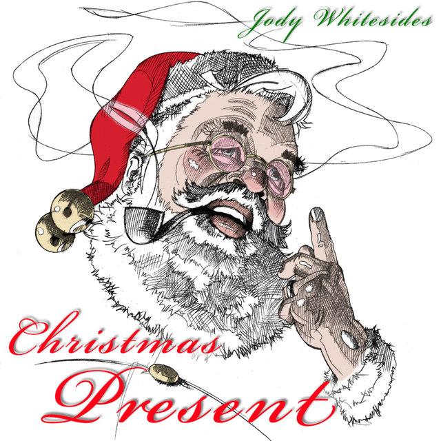 Cover art for album Christmas Present by Jody Whitesides