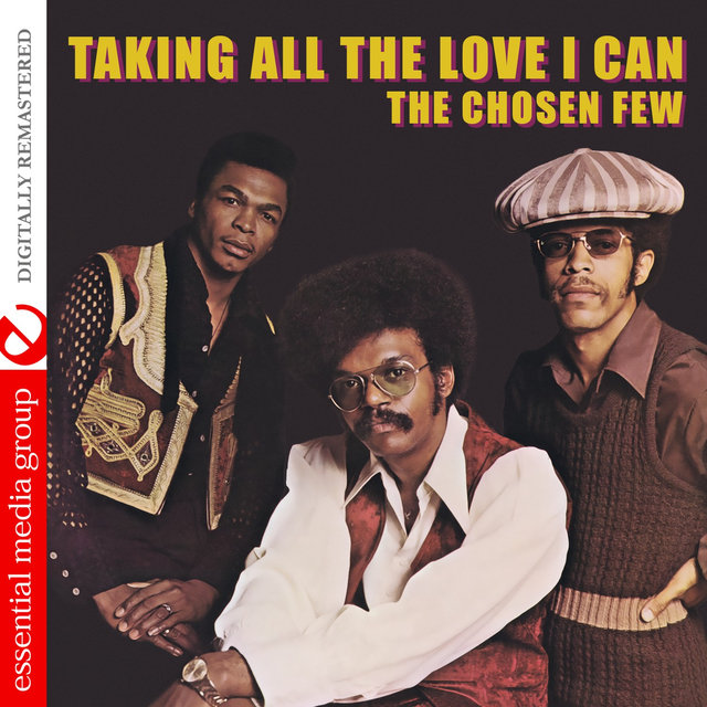 Taking All the Love I Can (Digitally Remastered)