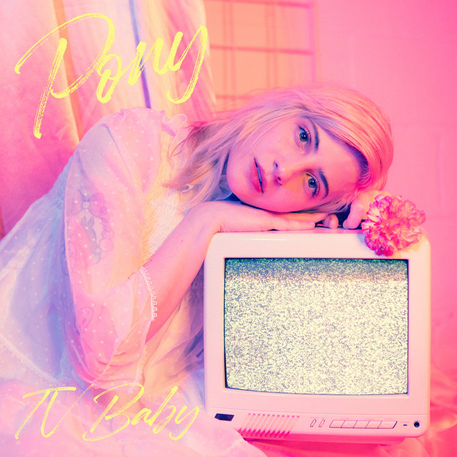 Cover art for album TV Baby by Pony