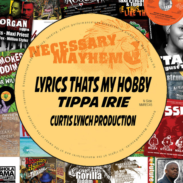 Lyrics Thats My Hobby - Single