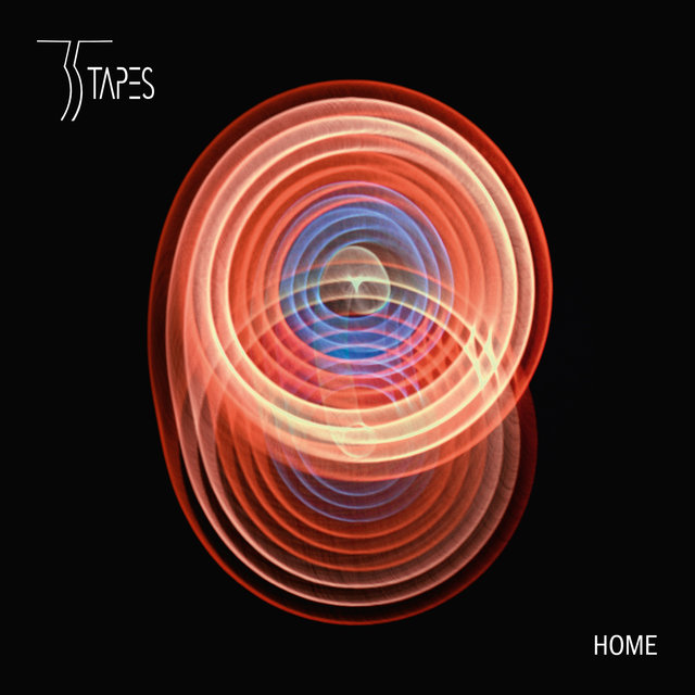 Cover art for album Home by 35 Tapes