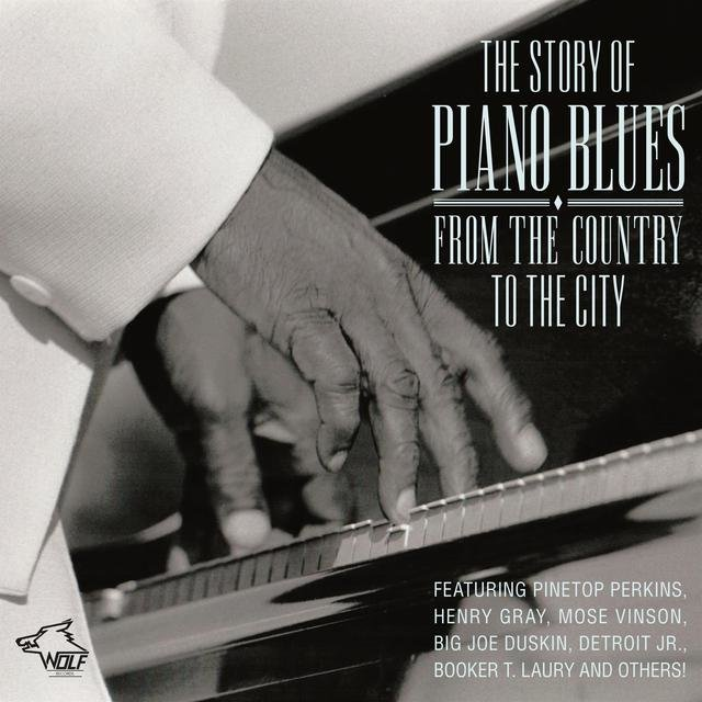 The Story of Piano Blues - From the Country to the City