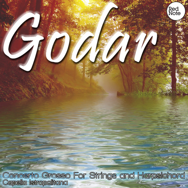 Godar: Concerto Grosso for Strings and Harpsichord
