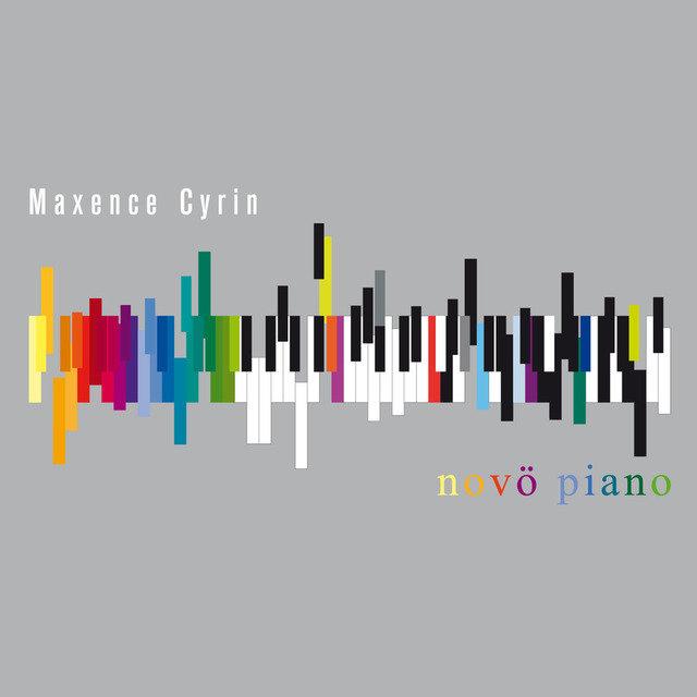 Cover art for album Novö Piano by Maxence Cyrin