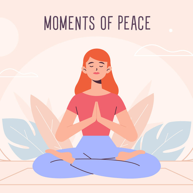 Moments of Peace - Background Music for Yoga