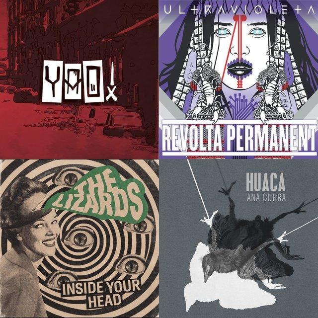 Cover art for album Press Play Vinyl Tracks by User