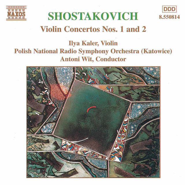 Shostakovich: Violin Concertos Nos. 1 and 2