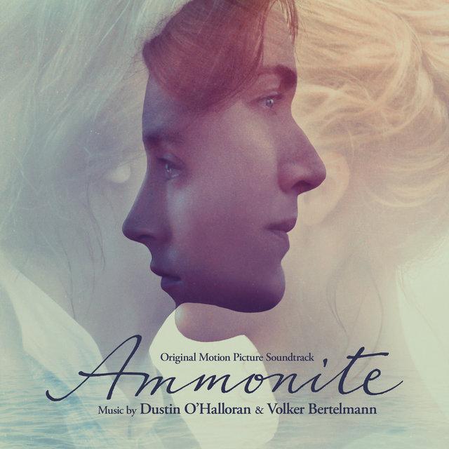 Cover art for album Ammonite (Original Motion Picture Soundtrack) by Dustin O'Halloran, Volker Bertelmann