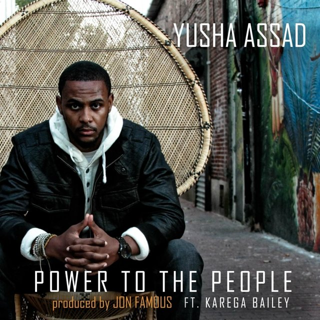 Power to the People (feat. Karega Bailey)
