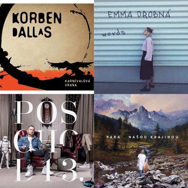 Cover art for album Hudba cez O2: Podporujeme umelcov by User